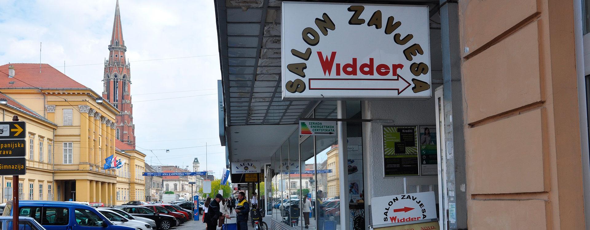 Nalazimo se u samome centru grada Osijeka